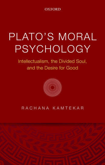 Cover image for Plato's Moral Psychology