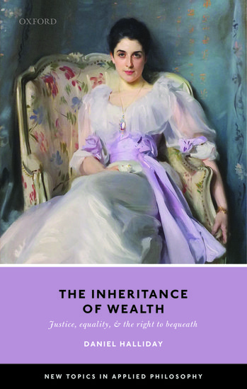 Cover image for Inheritance of Wealth