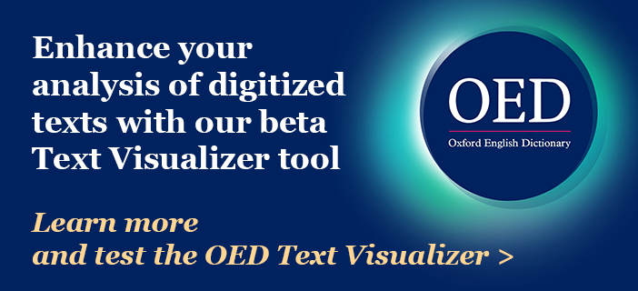 OED Text Visualizer