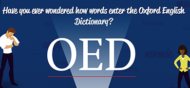 OED Interactive graphic