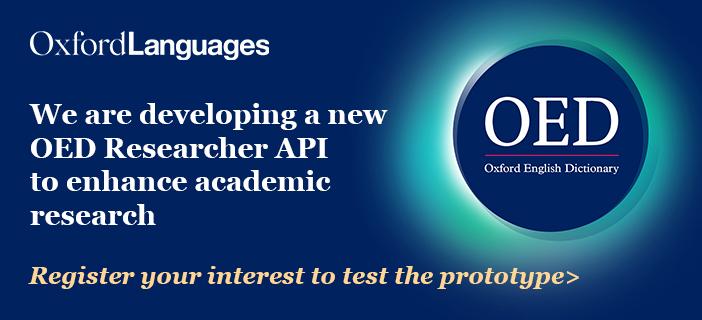 OED Researcher API