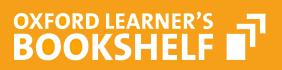 Oxford learner's Bookshelf logo