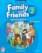 Family and Friends Special Edition 2,3,4,5 cover