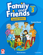 Family and Friends Special Edition 3,4,5 cover