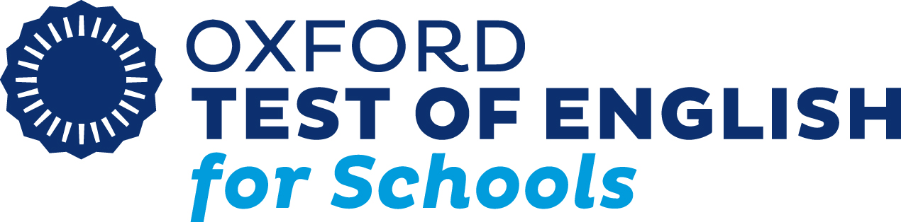 Oxford Test of English for Schools logo