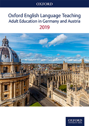 Cover of the Germany and Austria 2019 catalogue
