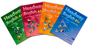 Headway English Covers