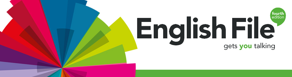 English File 4e banner