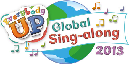 Everybody Up Global Sing-along