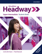 Headway Upper-Intermediate Student's Book Cover