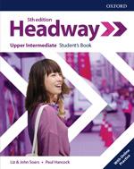 Headway Upper-Intermediate Student's Book Cover