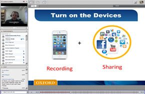 Classroom Management and Smart Devices webinar