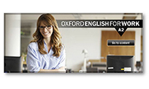 Oxford English for Work