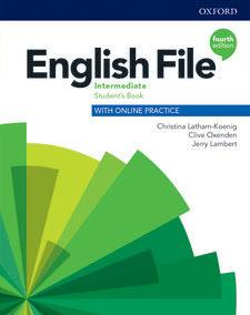 English File Cover