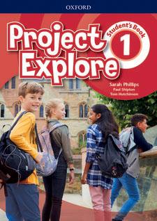 Project Explore Cover
