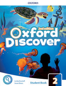 Oxford Discover Cover