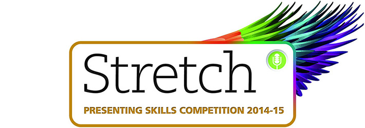 Stretch competition logo