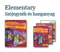 New Headway Elementary - Szójegyzék és hanganyag