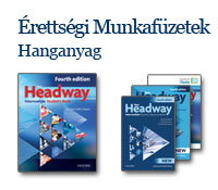 New Headway Érettségi Munkafüzetek - Hanganyag