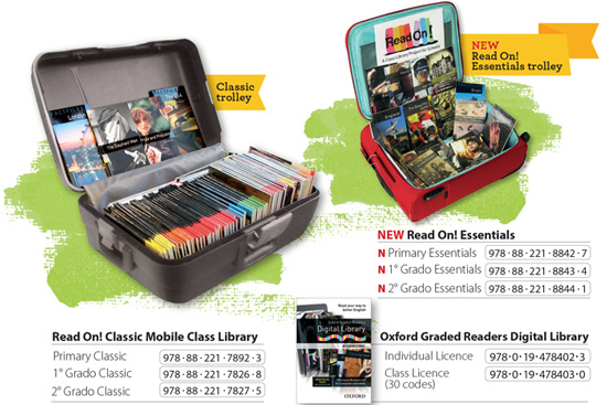 Read On! Classic and New Essentials Trolleys