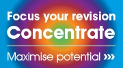 Concentrate advert