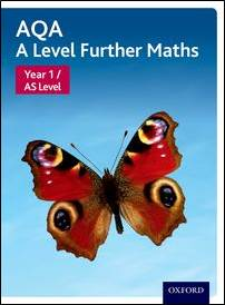 AQA A Level Further Maths: Y1 /AS Student Book