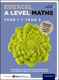 Edexcel A Level Maths Y1 & Y2 Student Book - Bridging edition
