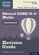 Oxford Edexcel Revise Maths Foundation Revision Guide